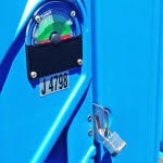 Portable Toilet Lock Kit